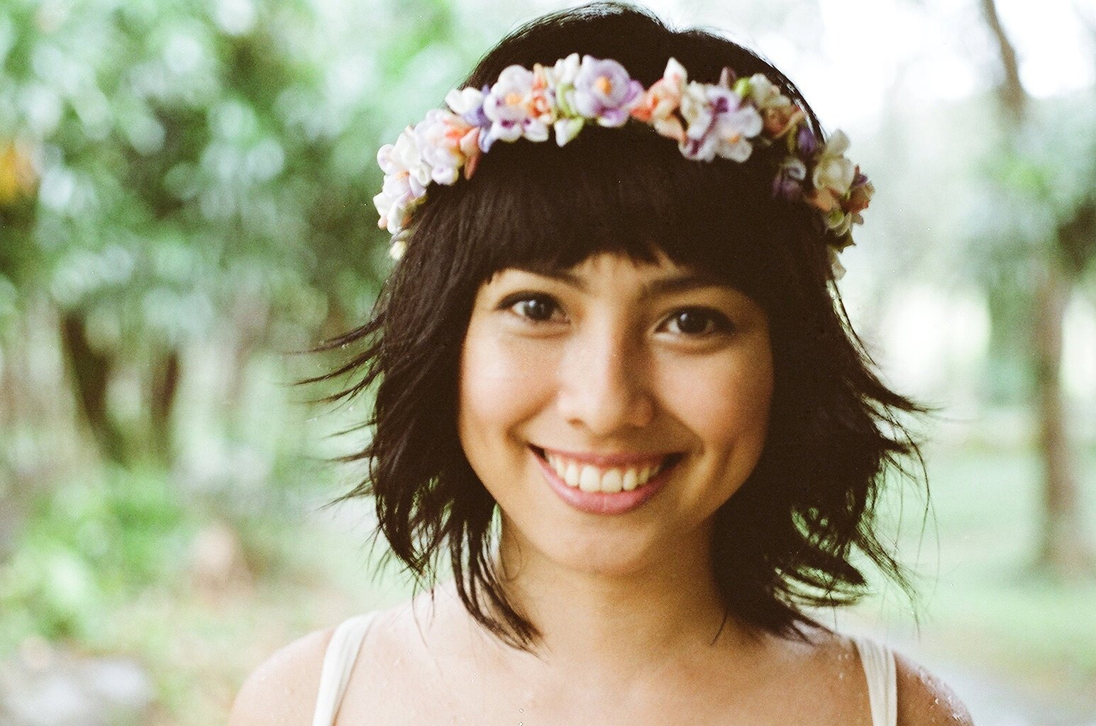 Diy floral crown metamorphosis but no izmirmasajfo