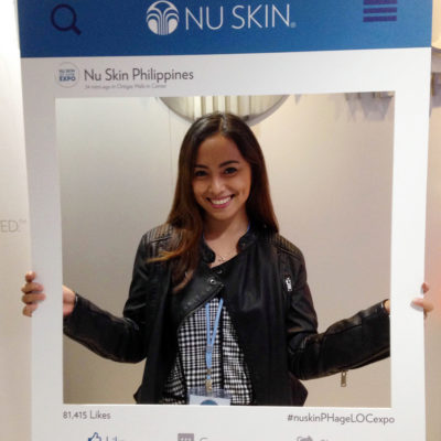 Nu Skin Philippines ageLOC Expo: A New, Beautiful You Awaits