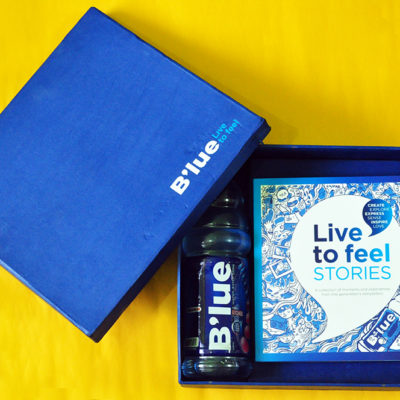 'Live to Feel' Stories to Keep You from Feeling Blue