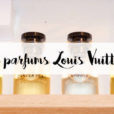 Louis Vuitton Launches First Perfume Collection