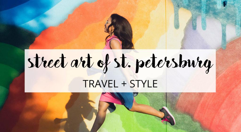The Eye-Popping Street Art of St. Petersburg