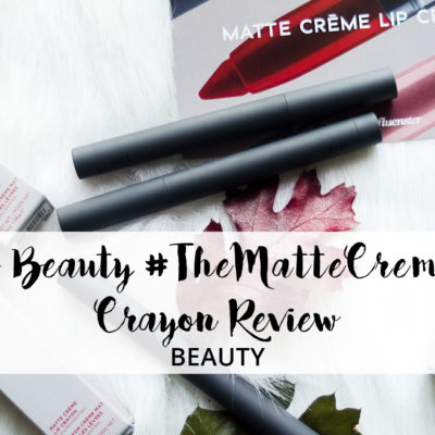 Bite Beauty #TheMatteCremeLip Crayon Review