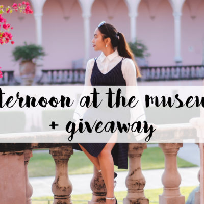 Afternoon at The Ringling Museum (Plus Giveaway!)