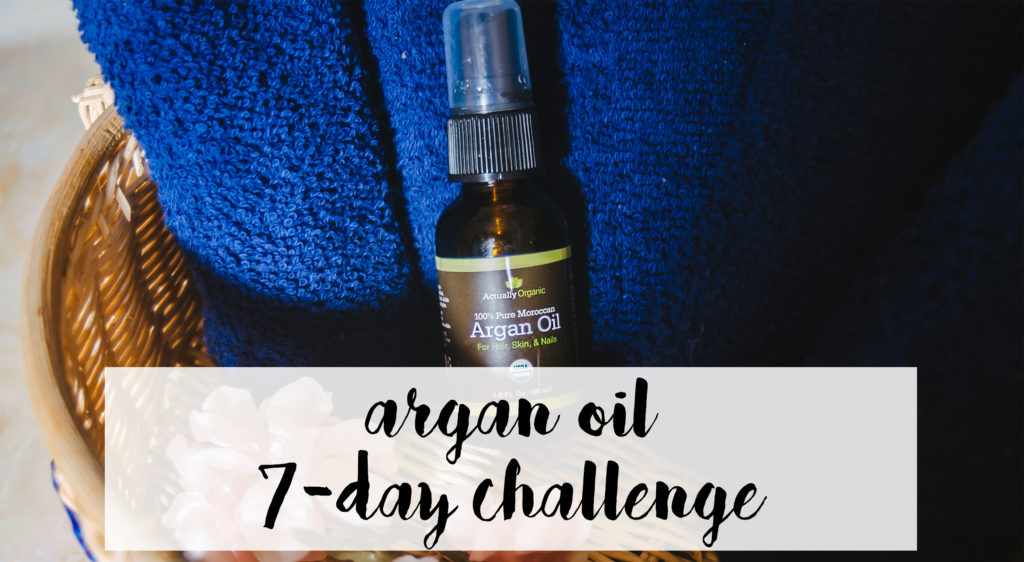 Here's What Happened When I Tested ActuallyOrganic Argan Oil for 7 Days
