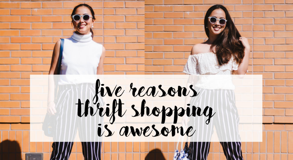 5 Reasons Thrift Shopping Is Awesome