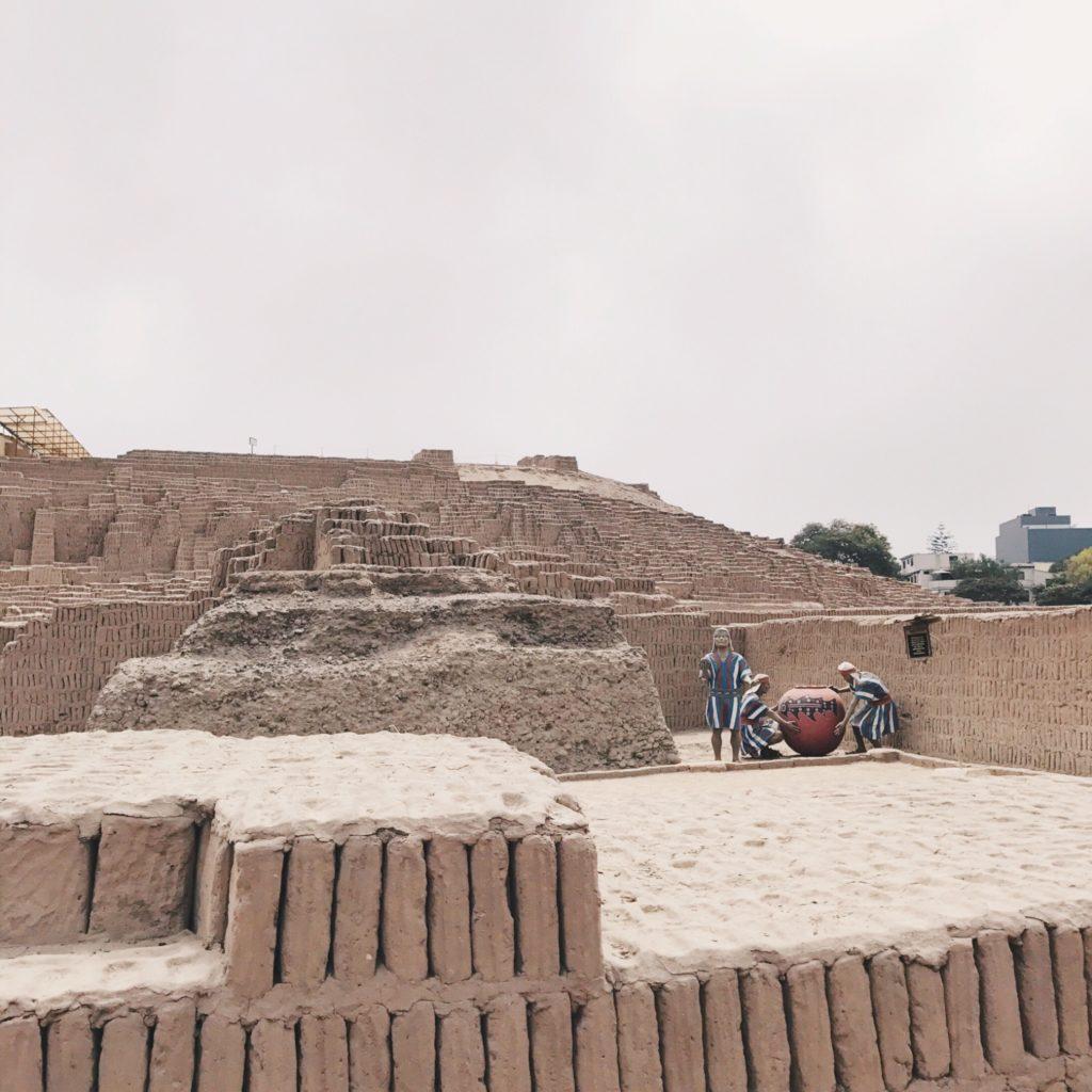 Huaca-Pucllana-Peru