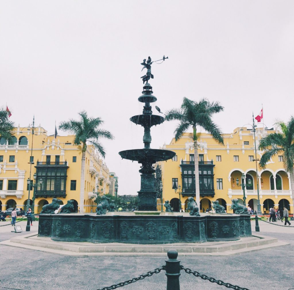 Plaza-Mayor-Lima-Peru