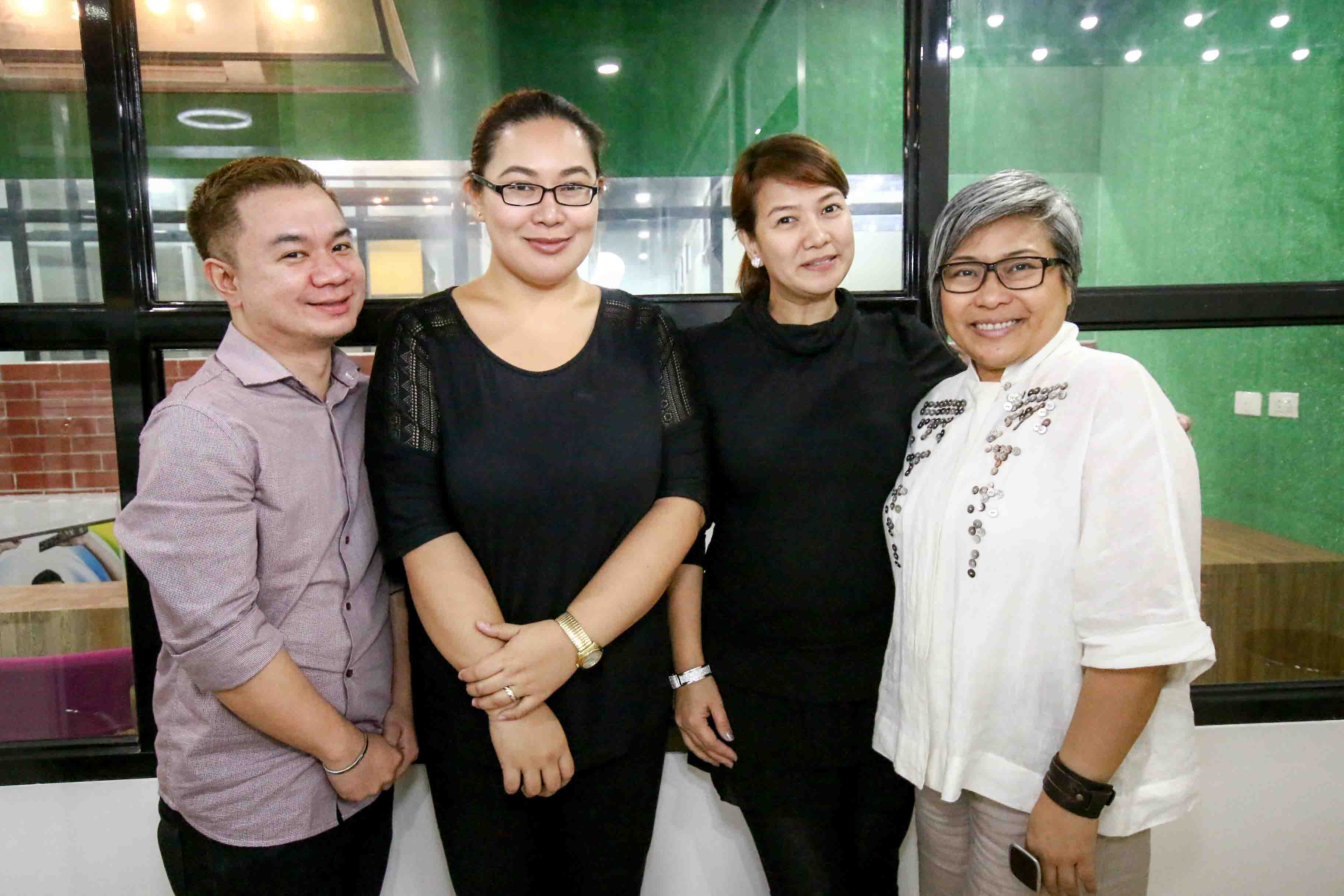 Achdb Top Global Hairdressing Beauty School Opens In Manila