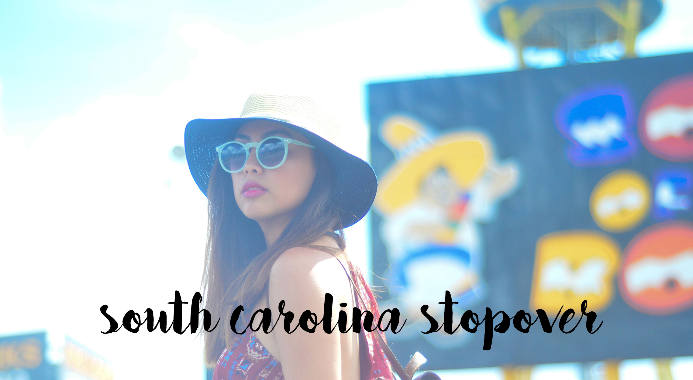 South Carolina Stopover
