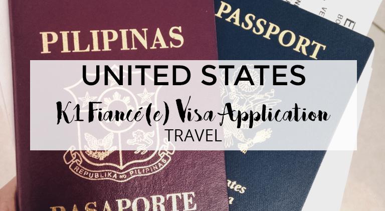 My K1 Fiancee Visa Experience
