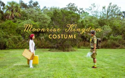 #ChasingWesAnderson: Our Moonrise Kingdom Couple's Costume